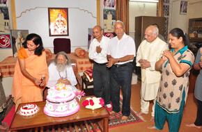 Guruji's birthday